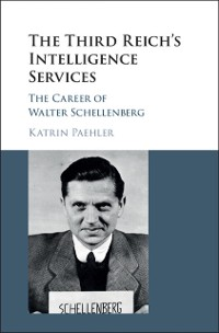 Cover Third Reich's Intelligence Services