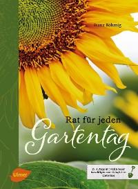 Cover Rat für jeden Gartentag