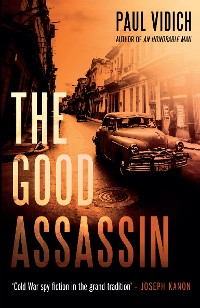 Cover The Good Assassin