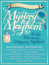 Cover Mystery & Mayhem