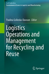 Cover Logistics Operations and Management for Recycling and Reuse