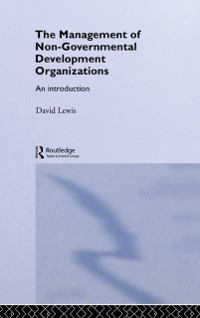Cover Management of Non-Governmental Development Organizations
