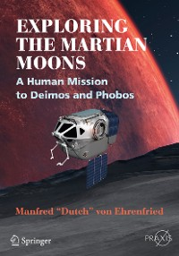 Cover Exploring the Martian Moons