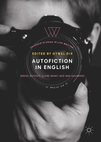 Cover Autofiction in English