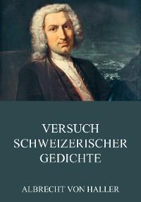 Cover Versuch schweizerischer Gedichte