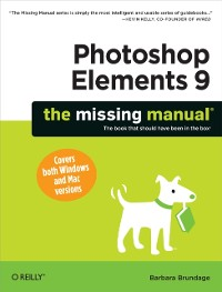 Cover Photoshop Elements 9: The Missing Manual