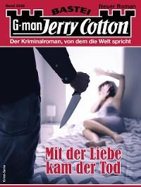 Cover Jerry Cotton 3339 - Krimi-Serie