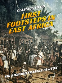Cover First Footsteps in East Africa