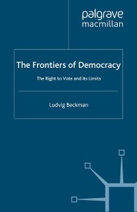 Cover The Frontiers of Democracy