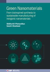 Cover Green Nanomaterials