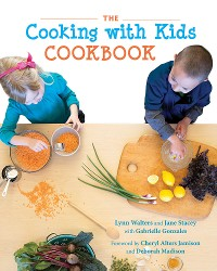 Cover The Cooking with Kids Cookbook