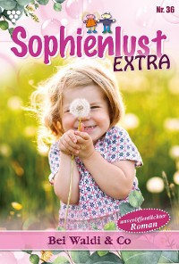 Cover Sophienlust Extra 36 – Familienroman