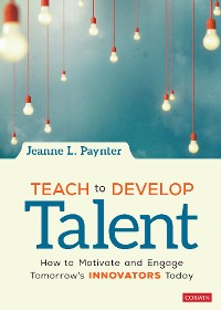 Cover Teach to Develop Talent