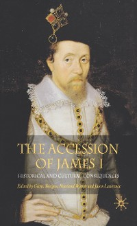 Cover The Accession of James I