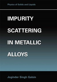 Cover Impurity Scattering in Metallic Alloys