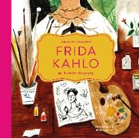 Cover Library of Luminaries: Frida Kahlo