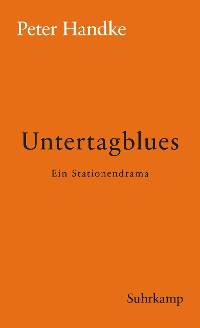 Cover Untertagblues