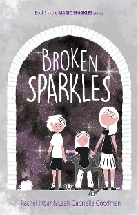 Cover Broken Sparkles