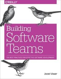 Cover Building Software Teams