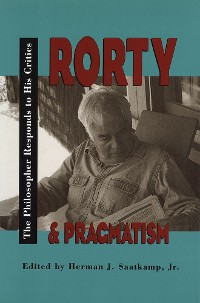 Cover Rorty and Pragmatism