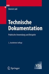 Cover Technische Dokumentation