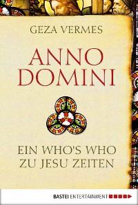 Cover Anno Domini