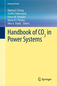 Cover Handbook of CO₂ in Power Systems