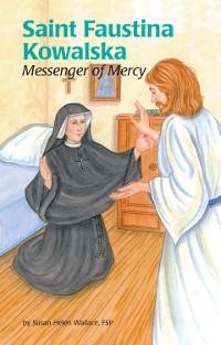 Cover Saint Faustina Kowalska