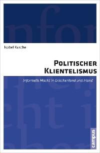 Cover Politischer Klientelismus