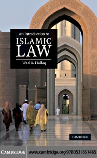 Cover Introduction to Islamic Law