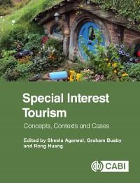 Cover Special Interest Tourism
