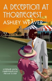 Cover A Deception at Thornecrest