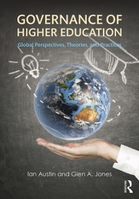Cover Governance of Higher Education