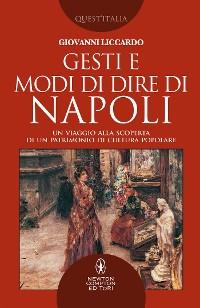 Cover Gesti e modi di dire di Napoli