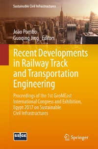 Cover Recent Developments in Railway Track and Transportation Engineering