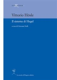 Cover Il sistema di Hegel