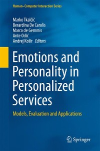 Cover Emotions and Personality in Personalized Services