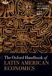 Cover Oxford Handbook of Latin American Economics
