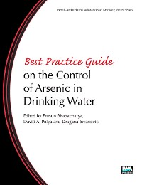 Cover Best Practice Guide on the Control of Arsenic in Drinking Water