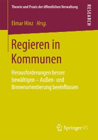 Cover Regieren in Kommunen