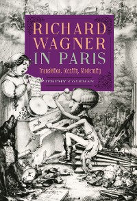 Cover Richard Wagner in Paris