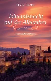 Cover Johannisnacht auf der Alhambra