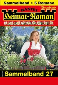 Cover Heimat-Roman Treueband 27 - Sammelband