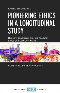 Cover Pioneering ethics in a longitudinal study