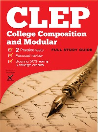Cover CLEP College Composition and Modular 2017