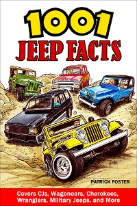 Cover 1001 Jeep Facts