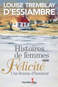 Cover Histoires de femmes, tome 2