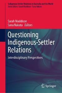 Cover Questioning Indigenous-Settler Relations