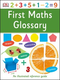 Cover First Maths Glossary