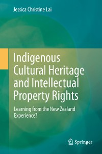 Cover Indigenous Cultural Heritage and Intellectual Property Rights